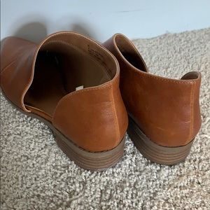 Universal Thread Shoes - Brown booties